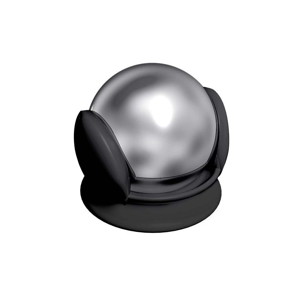 NEOMAL <br>アイスアンドホット リフレボール シングル ブラック